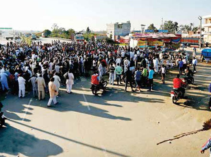 The Haryana government in February suspended mobile internet services in the districts affected by the Jat stir