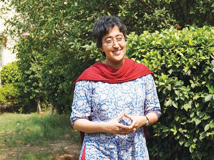 Giving people's money back to them to spend on their own :   Atishi Marlena, Social Activist and advisor to the deputy CM, Delhi