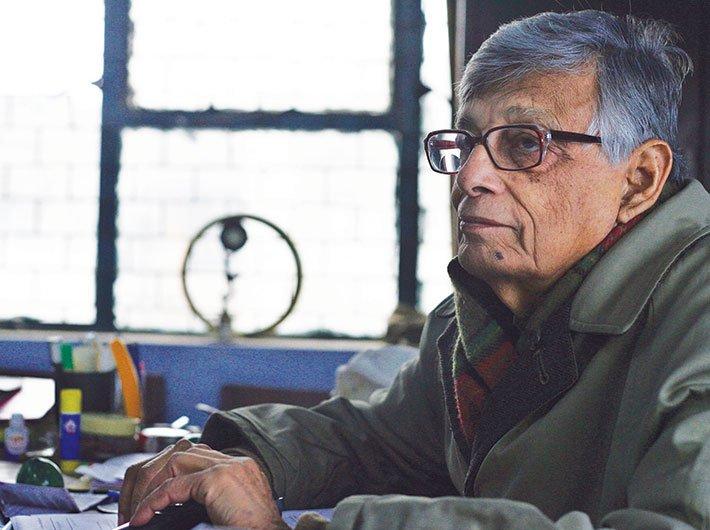 Irfan Habib, historian