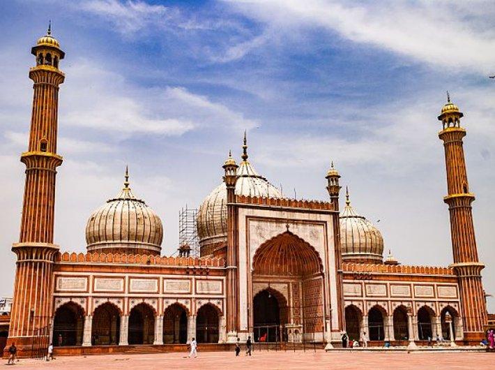 Jama Masjid in New Delhi (Photo: Bikash Das/CreativeCommons)