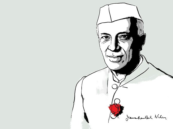 """tryst with destiny by jawaharlal nehru Pandit jawaharlal nehru's speech 'tryst with destiny': some implications  the  first prime minister of the independent india, delivered a speech entitled """"tryst."""