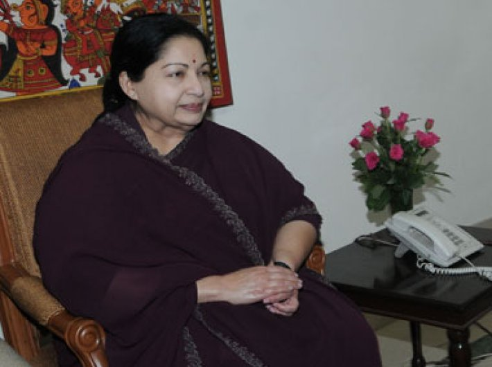 J Jayalalithaa, CM, Tamil Nadu