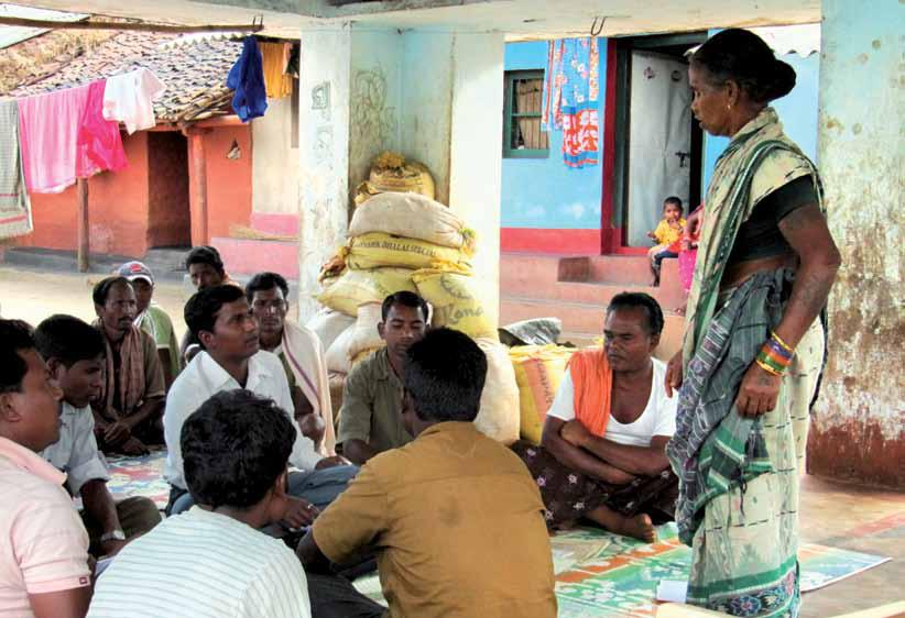Hapless tribals of Siriguda village trying to figure out how to get their legitimate status back