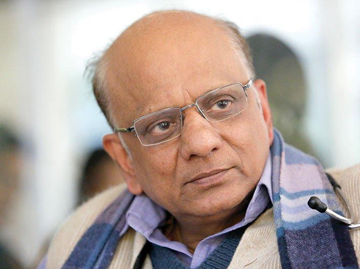 Dr KK Aggarwal, all for safer alternatives