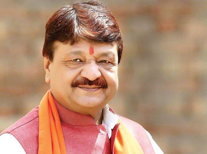 Kailash Vijayvargiya, Minister for Urban Administration, Housing & Environment, Madhya Pradesh