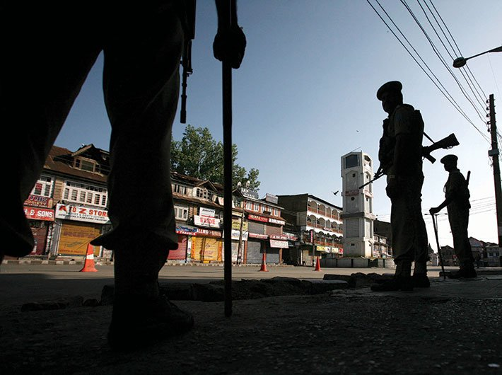 The latest round of violence highlights the need to rethink Kashmir strategy