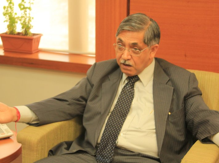 KC Chakrabarty, former deputy governor, RBI
