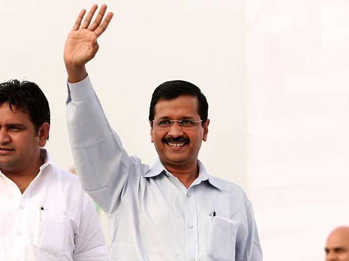Kejriwal out to spoil BJP�s anniversary party and it is not a wise strategy