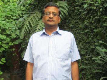 Hrayan IAS Ashok Khemka who is now MD, Haryana Seeds Development Corporation Limited.