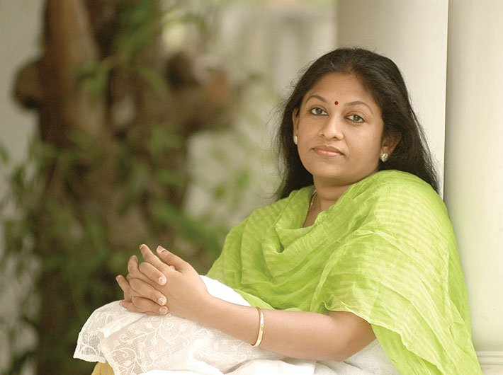 In conversation with novelist KR Meera -Governance Now
