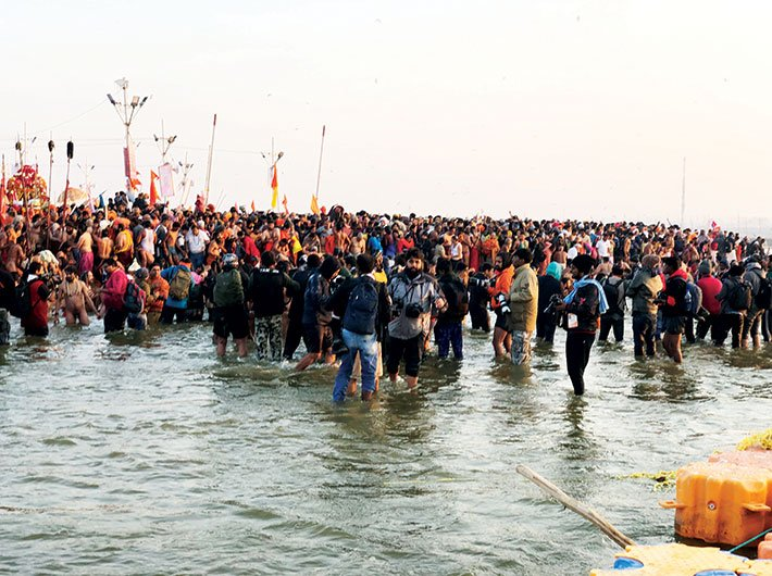 Kumbh: Soul and Sangam
