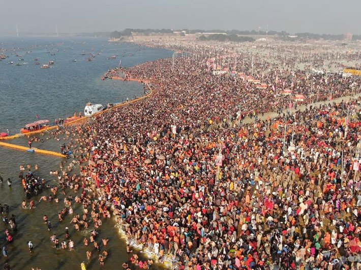 Photo: kumbh.gov.in