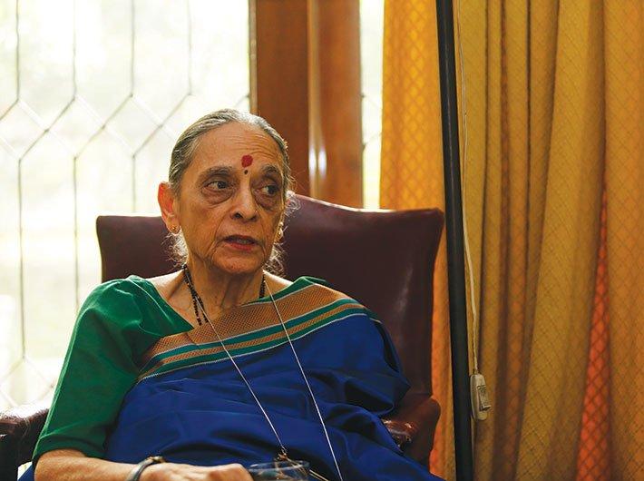 Justice Leila Seth