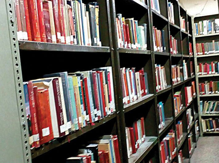 The Sahitya Akademi library in Delhi has a stock of over 2.5 lakh books