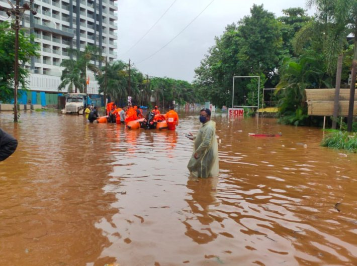 (Photo courtesy: Satya Narayan Pradhan, DG, NDRF)