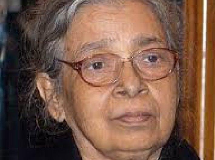 Noted writer Mahasweta Devi passes away