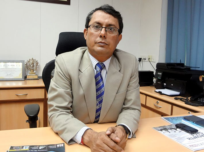 Manas Kumar Thakur, president, Institute of Cost Accountants of India
