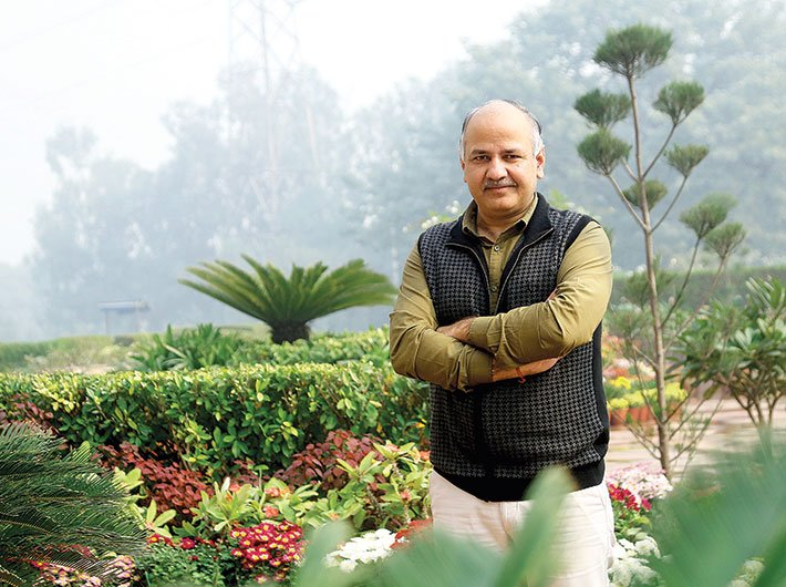 Deputy CM Manish Sisodia