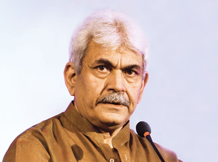 Manoj Sinha, union minister of state for railways