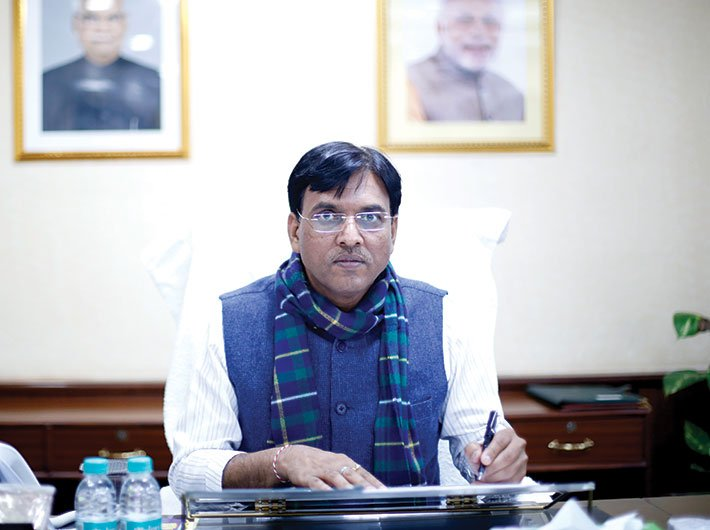 There has been a 25 percent jump in highway construction: Mansukh L Mandaviya -Governance Now