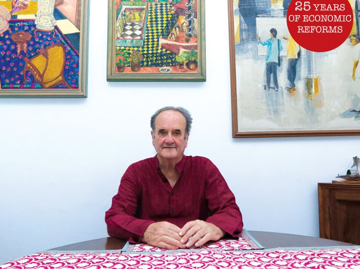 India has failed in bringing administrative reforms: Mark Tully