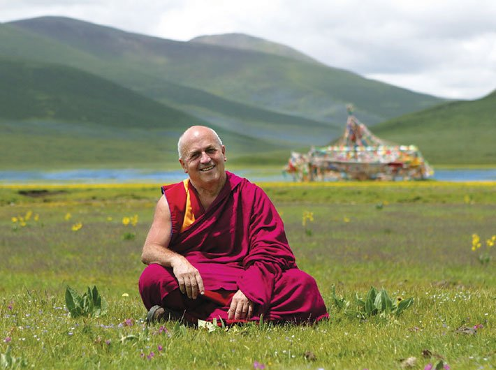 Photo courtesy: www.matthieuricard.org