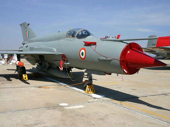 File photo of MiG-21 jet