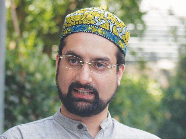 Mirwaiz Umar Farooq, leader, All Parties Hurriyat Conference