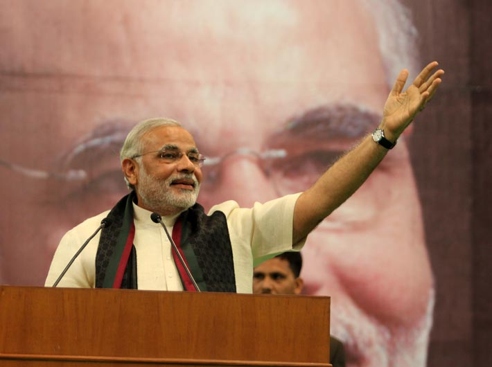 Narendra Modi: Perhaps the UPA-instituted commission's limited mandate would be to come out with a string of salacious stories about the Gujarat chief minister's conduct as fodder to be used for the Lok Sabha election campaign.