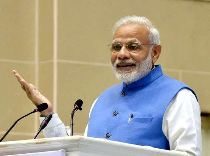 Partition was result of Congress' wrong policies: Modi
