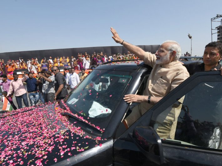 In poll-bound Gujarat, what Rahul misses is Modi's organisational strength