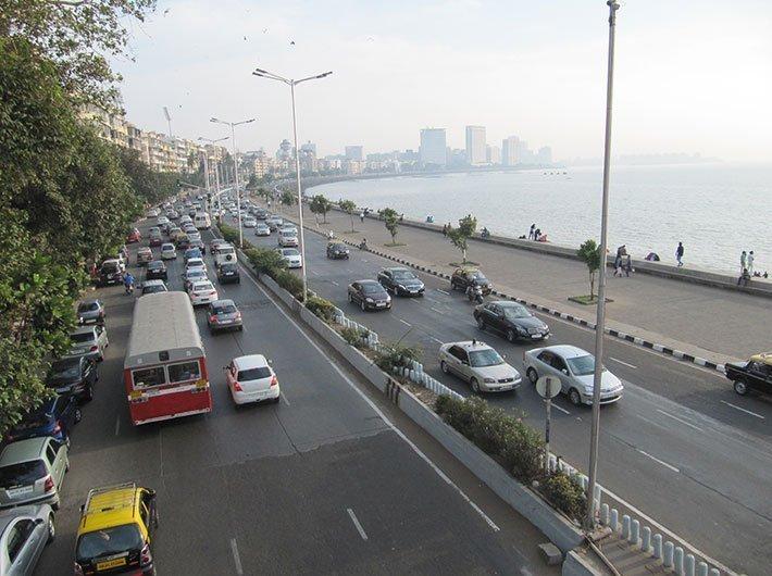 Voting for Mumbai meri jaan