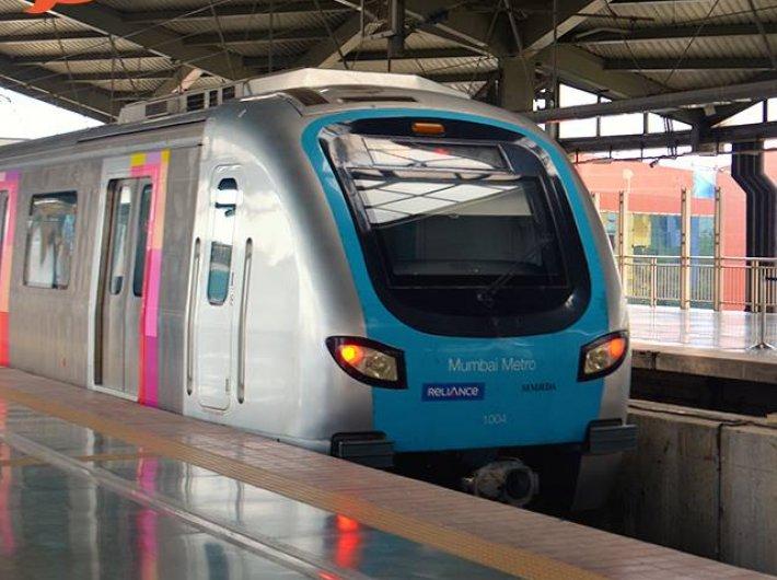 Reliance Mumbai Metro