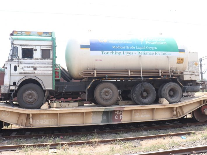 Oxygen: 20 cryogenic tankers imported, allocated to states