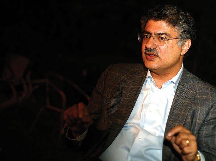 Ashish Nanda, director, IIM-A