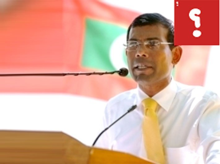China Rejects Former Maldivian President's Accusations of 'Land Grabbing'