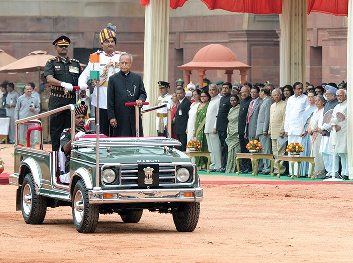 Pranab Mukherjee made the presidential office a high point of his long and illustrious political career
