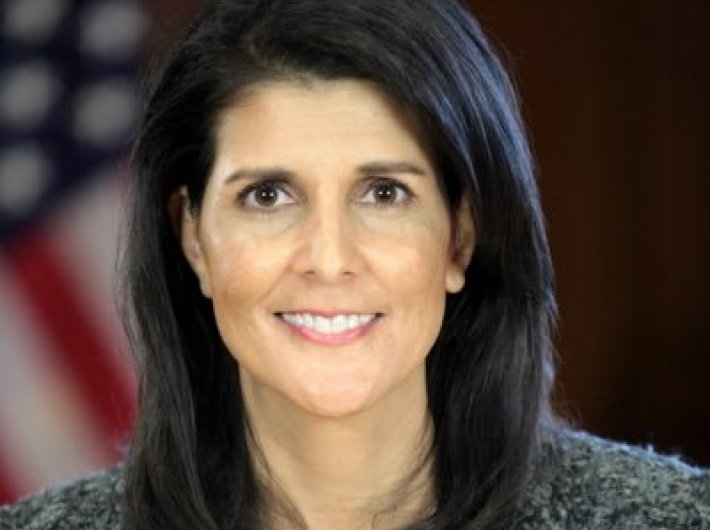 Envoy Haley says US won't let the UN 'bully' Israel anymore