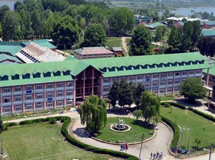 NIT Srinagar campus