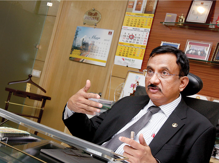 KS Jamestin, director, human resources, ONGC