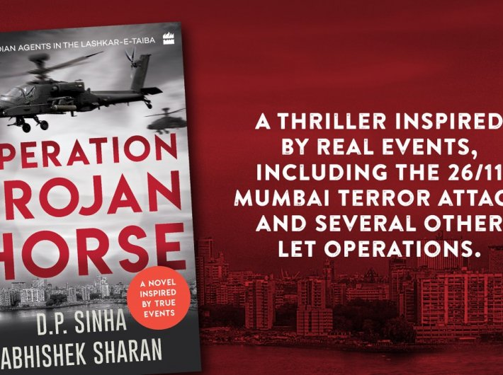 A counter-terrorism thriller that's also insider story beyond headlines