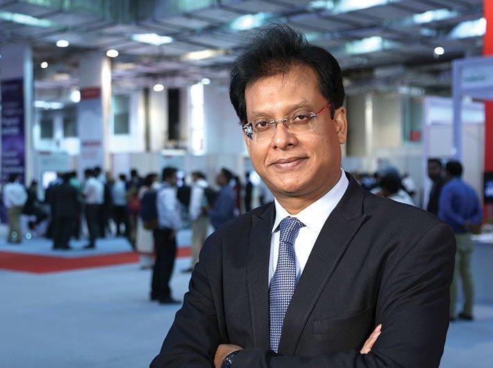 Debapriya Nandan, senior director and head, public sector business development, Oracle India