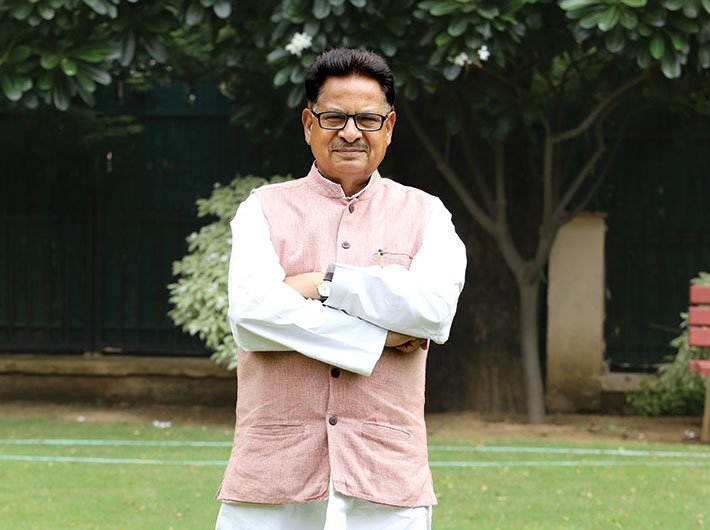 PL Punia, Chairman, National Commission for Scheduled Castes
