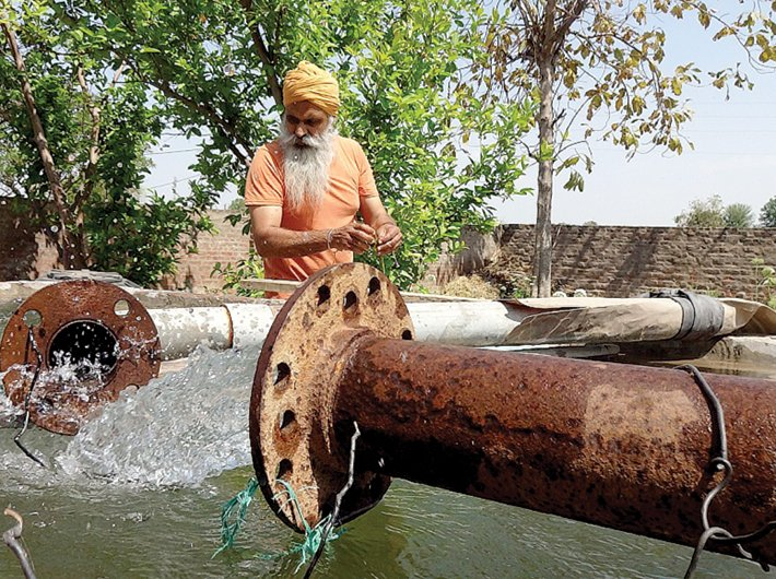 Depleting groundwater: Punjab has 3 lakh motors that pump out water for irrigation