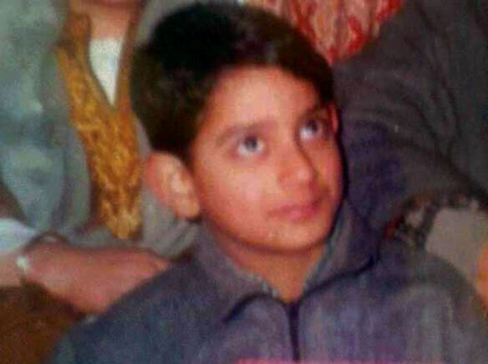 A young Umar