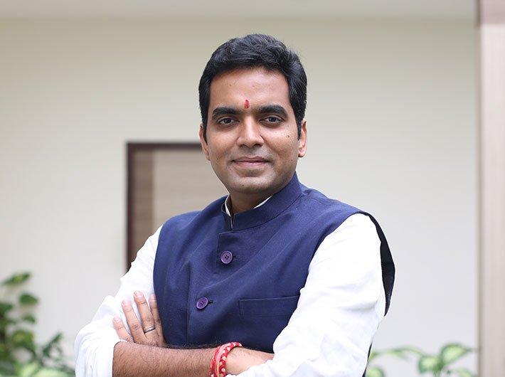 Pankaj Singh, general secretary, Uttar Pradesh BJP