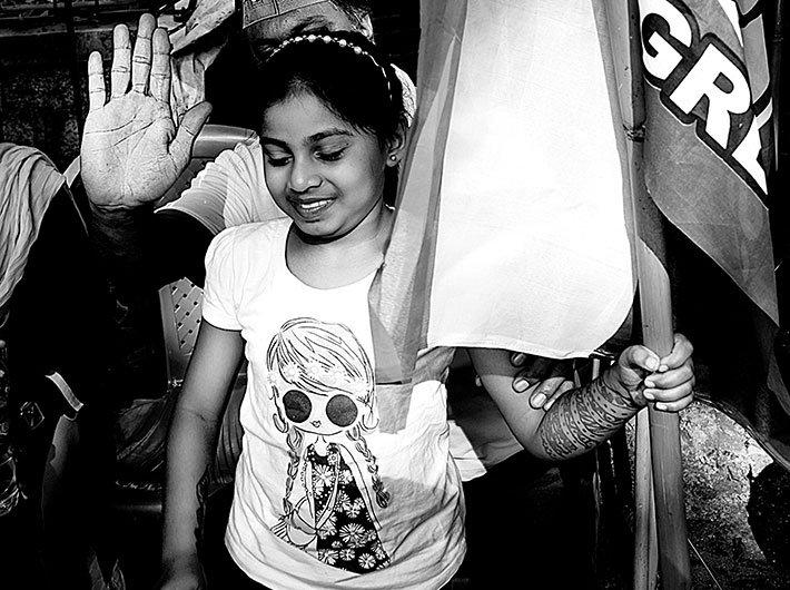 Bengaluru goes a-polling