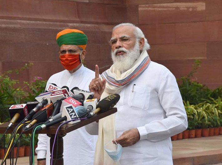 More discussion in parliament beneficial for country: PM