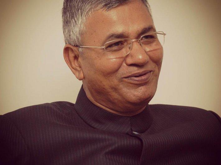 PP Chaudhary