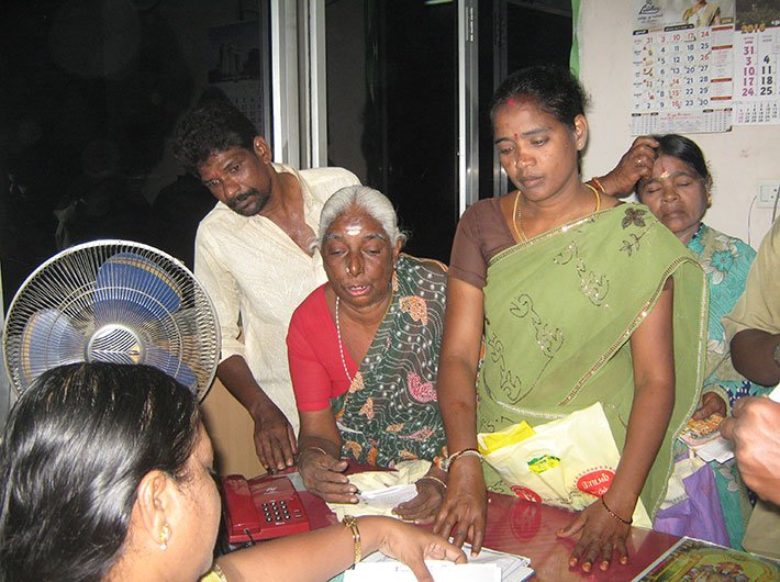 Puducherry cash transfer